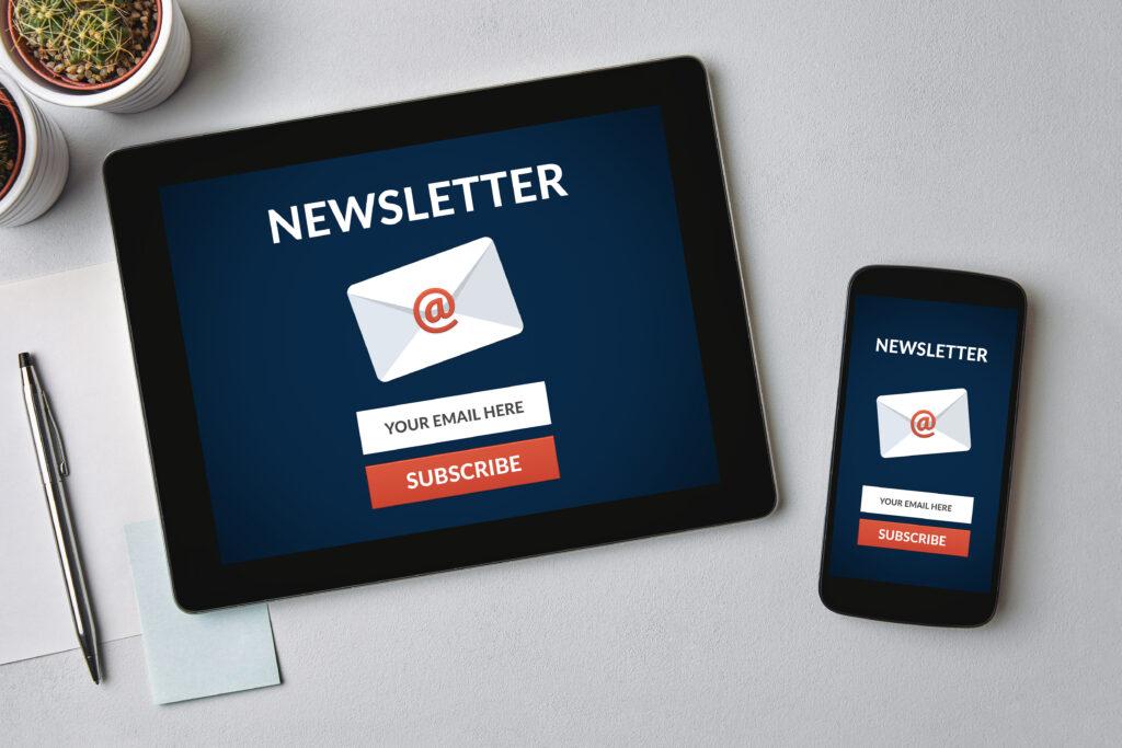 Newsletter - Blog e2ma.de