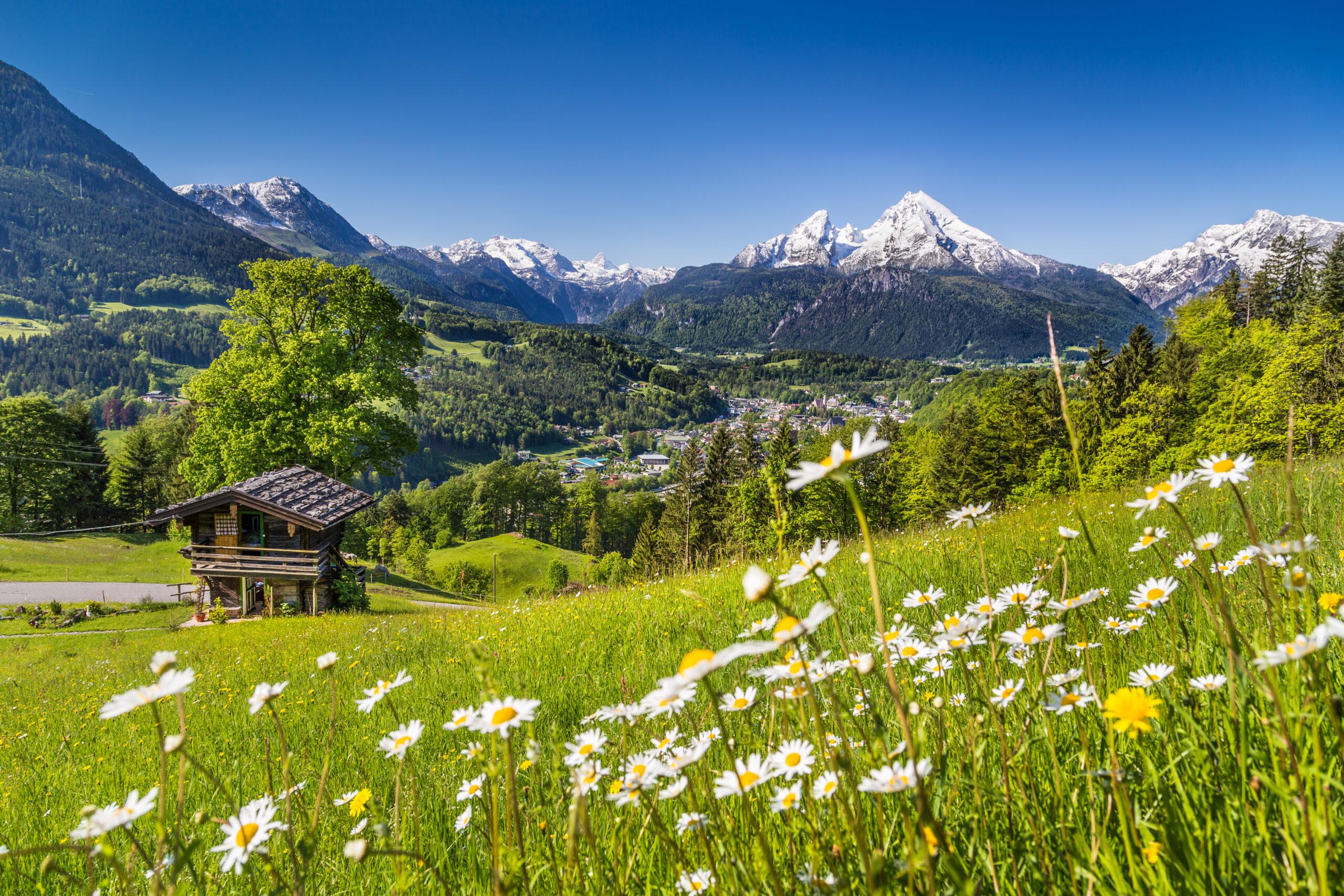 Bayrische Alpen - Blog e2ma.de